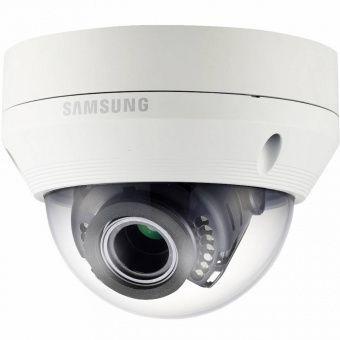 Вандалостойкая 2Мп AHD камера Wisenet Samsung SCV-6083RP с ИК-подсветкой и 4.3 zoom