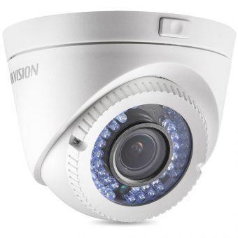 Уличная HD-TVI камера-сфера Hikvision DS-2CE56C2T-VFIR3 с вариофокальным объективом