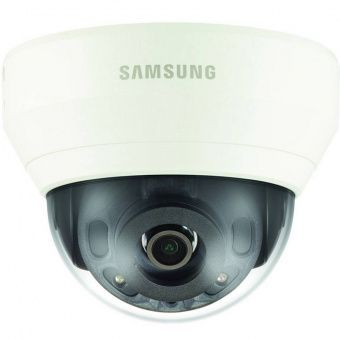 Ударопрочная 2Мп камера Wisenet Samsung QND-6020RP с ИК-подсветкой