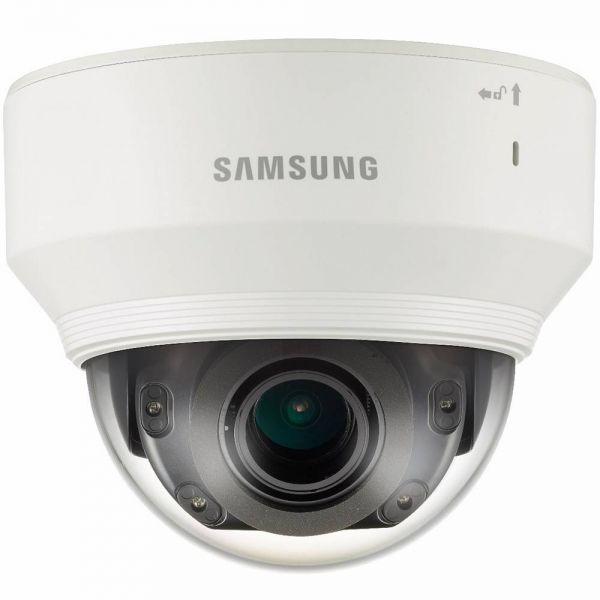 Купольная 12Мп камера Wisenet Samsung PND-9080RP с Motor-zoom и ИК-подсветкой