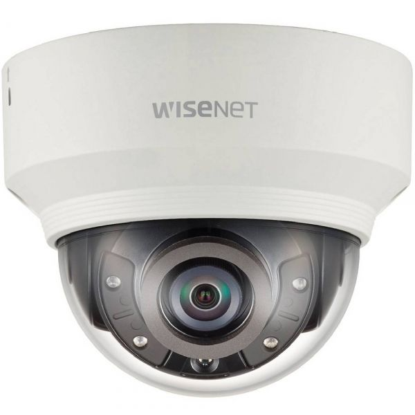 Вандалостойкая Smart камера Wisenet Samsung XND-8020RP с WDR 120 дБ и ИК-подсветкой