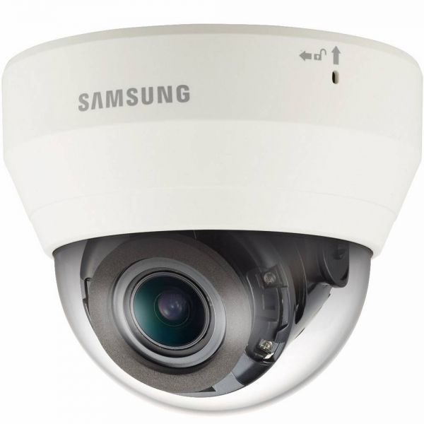 Ударопрочная камера Wisenet Samsung QND-6070RP с Motor-zoom и ИК-подсветкой