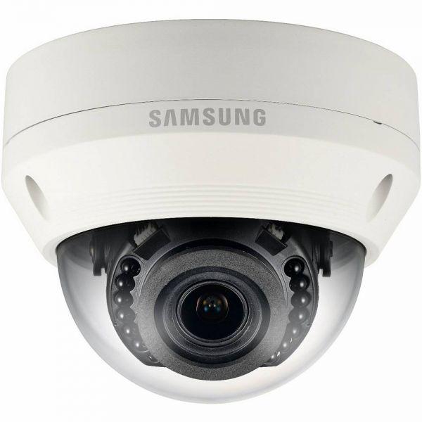 Уличная 2Мп камера Wisenet Samsung SNV-L6013RP с 4.3 zoom и ИК-подсветкой
