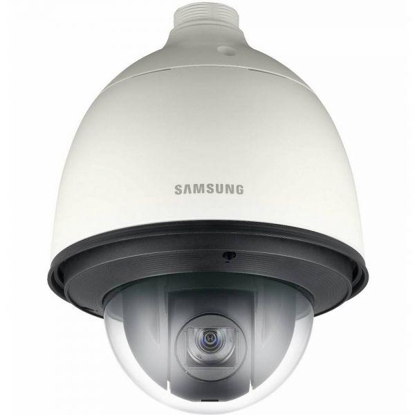 Вандалостойкая уличная SpeedDome-камера Wisenet Samsung SNP-6321HP с 32 zoom