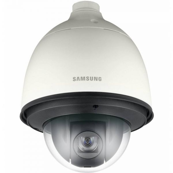 Вандалостойкая SpeedDome-камера для улицы Wisenet Samsung SNP-6320HP с 32 zoom