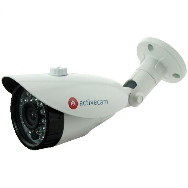 Уличная бюджетная IP-камера 1.3Мп ActiveCam AC-D2111IR3 с ИК-подсветкой