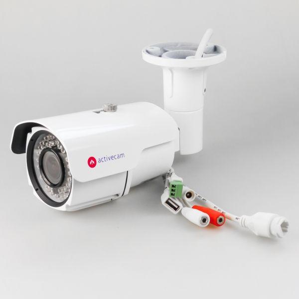 Уличная IP камера-цилиндр с вариофокальным объективом ActiveCam AC-D2123IR3