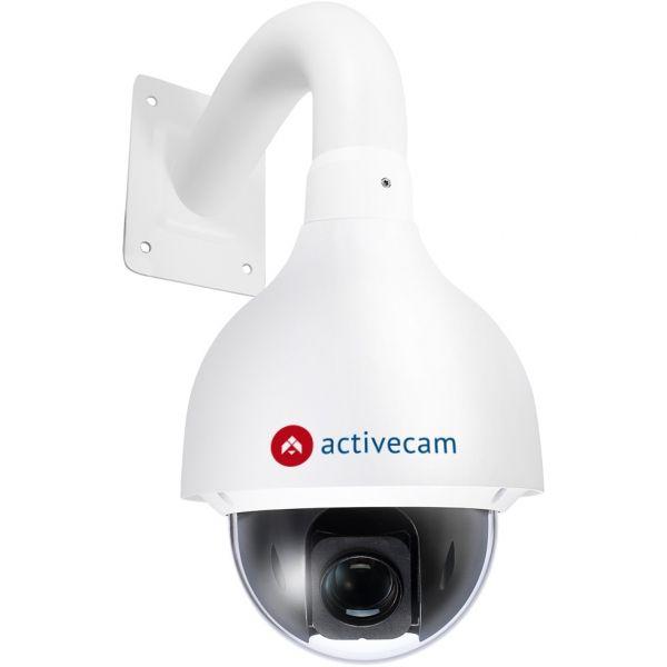 Панорамное решение в компактном дизайне? ActiveCam AC-D6144 – 4Мп IP-SpeedDome x30 с PoE+