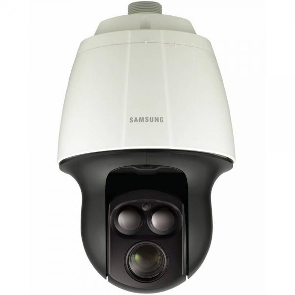 Вандалостойкая PTZ-камера для улицы Wisenet Samsung SNP-L6233RHP с 23 zoom и ИК-подсветкой до 100 м
