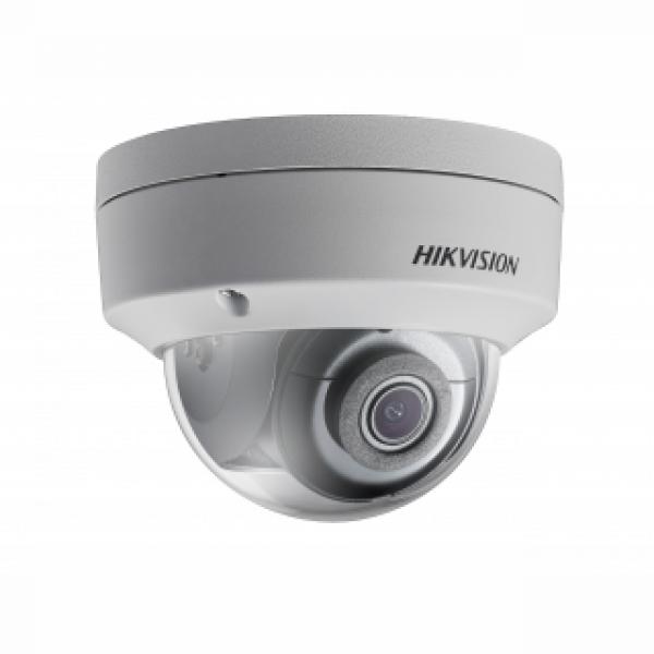 Вандалостойкая 5Мп IP-камера с EXIR-подсветкой Hikvision DS-2CD2155FWD-IS для улицы