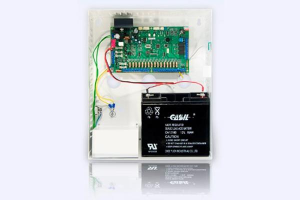 Прибор приемно-контрольный A16-512
