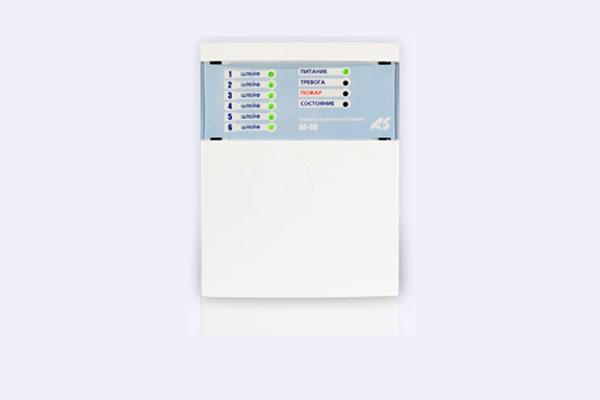 Приборы приемно-контрольные серии A6