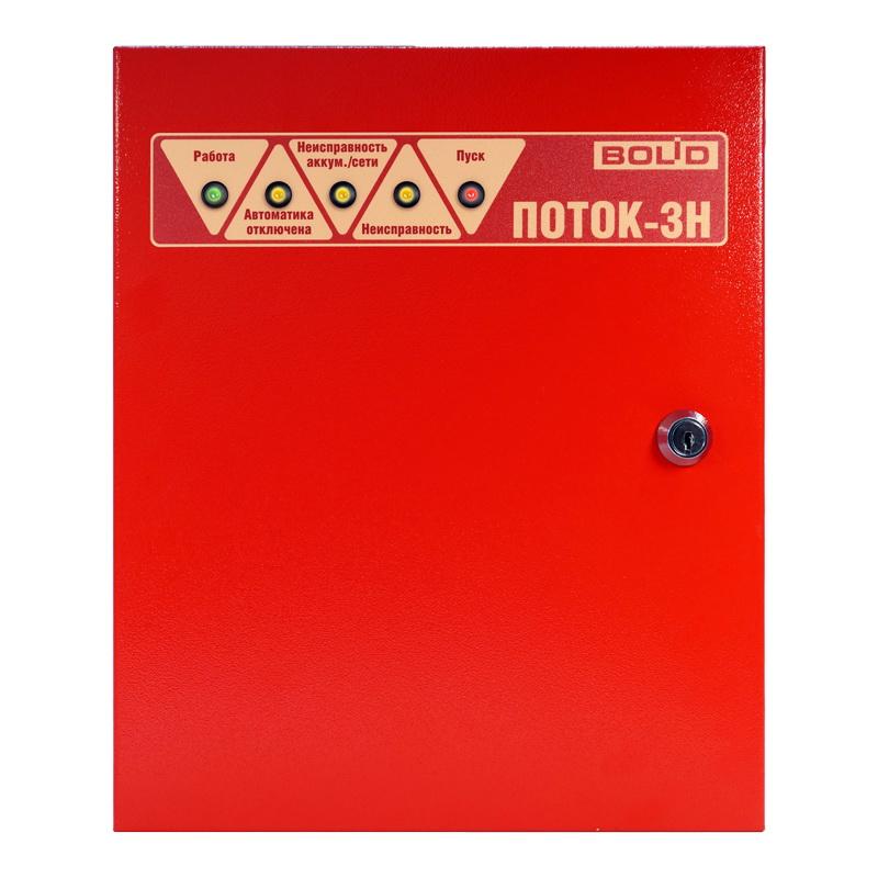 Блок пожарный управления серии ПОТОК® (POtOK®) Поток-3Н
