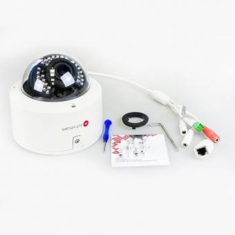 Уличная вандалостойкая IP-камера ActiveCam AC-D3123VIR2 с вариофокальным объективом