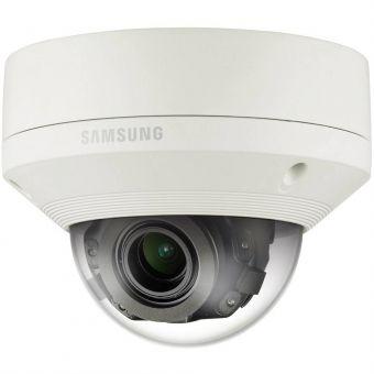 Вандалостойкая 12Мп камера для улицы Wisenet Samsung PND-9080RP с Motor-zoom и ИК-подсветкой