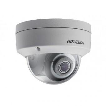 Вандалостойкая Dome-камера для улицы Hikvision DS-2CD2125FWD-IS с EXIR подсветкой