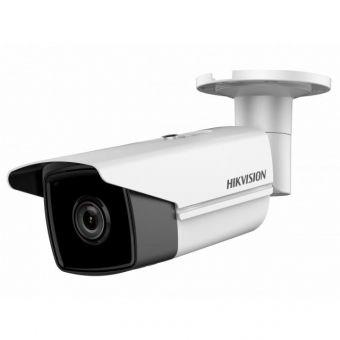 Сетевая 8Мп bullet-камера Hikvision DS-2CD2T85FWD-I5 с WDR 120 дБ и EXIR-подсветкой