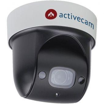 Внутренняя поворотная IP-камера ActiveCam AC-D5123IR3 с ИК-подсветкой и питанием PoE+