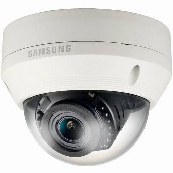 Внутренняя вандалостойкая 1.3Мп камера Wisenet Samsung SNV-L5083RP, 4.3 zoom, ИК-подсветка