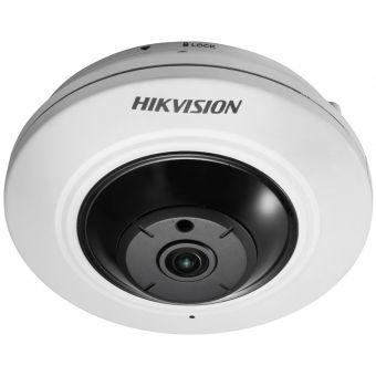 Сетевая FishEye-камера Hikvision DS-2CD2935FWD-I с высокой чувствительностью для помещений