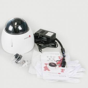 Компактная 2Мп PTZ-камера ActiveCam AC-D5124 с поддержкой PoE+ и аппаратной видеоаналитикой
