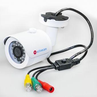 Уличный 720p мини-буллет с поддержкой HD-TVI ActiveCam AC-TA261IR2