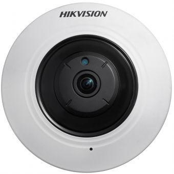 Сетевая 5Мп FishEye-камера Hikvision DS-2CD2955FWD-IS с ИК-подсветкой