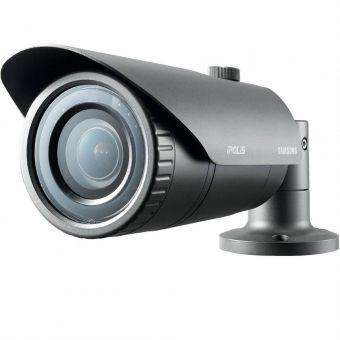 Уличная вандалостойкая 1.3Мп камера Wisenet Samsung SNO-L5083RP, 4.3 zoom, ИК-подсветка