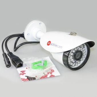 Бюджетная IP-камера для улицы ActiveCam AC-D2101IR3 с ИК-подсветкой