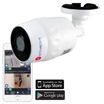 Миниатюрная 720p IP-камера для улицы ActiveCam AC-D2101IR3W с модулем Wi-Fi