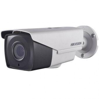 Уличная 3Мп TVI видеокамера Hikvision DS-2CE16F7T-IT3Z/-AIT3Z с моторизированным объективом и EXIR