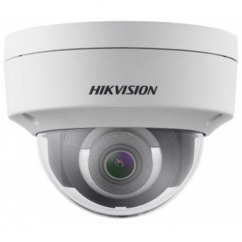 Купольная IP-камера высокого разрешения 8Мп Hikvision DS-2CD2185FWD-IS с EXIR-подсветкой