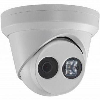 Сетевая 8Мп камера-сфера для улицы Hikvision DS-2CD2385FWD-I с WDR 120 дБ и EXIR-подсветкой