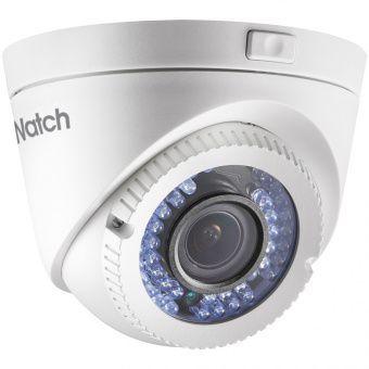 HD-TVI камера-сфера HiWatch DS-T109 с вариообъективом для улицы