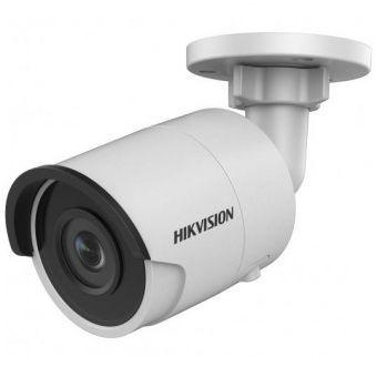 Сетевой минибуллет Hikvision DS-2CD2085FWD-I высокого разрешения 8Мп с EXIR-подсветкой