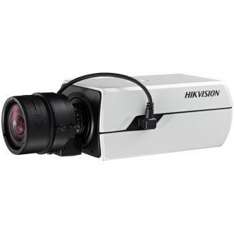 Smart IP-камера Hikvision  DS-2CD4026FWD-A/P в стандартном корпусе, распознавание автомобильных номеров