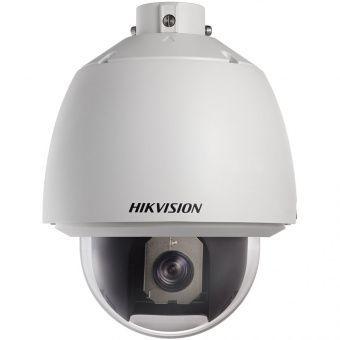 Уличная аналоговая поворотная Wide D1 камера Hikvision DS-2AE5164-A с оптикой x23