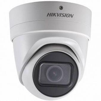 Сетевая вандалостойкая 8Мп камера-сфера Hikvision DS-2CD2H85FWD-IZS с EXIR-подсветкой и Motor-zoom