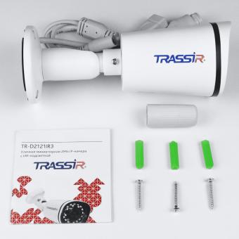 IP-камера TRASSIR TR-D2121IR3 v4 (2.8 мм)