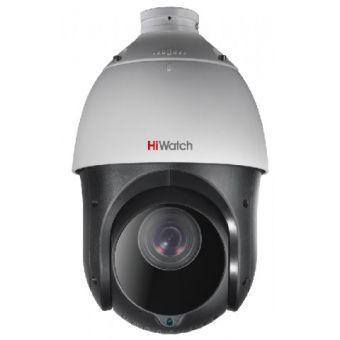 Уличная поворотная HD-TVI камера 1080p HiWatch DS-T265 с 23x зумом и ИК-подсветкой