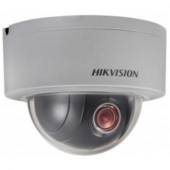 Вандалостойкая сетевая PTZ-камера Hikvision DS-2DE3304W-DE с объективом x4 для улицы