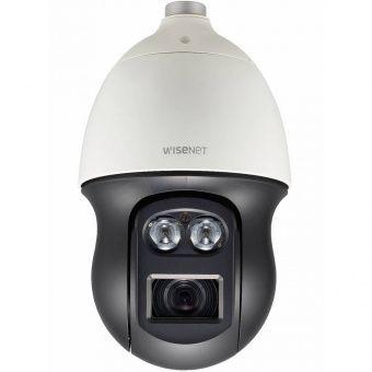 Вандалостойкая PTZ-камера для улицы Wisenet Samsung XNP-6370RHP с трансфокатором и ИК-подсветкой до 350 м