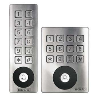 Считыватели бесконтактные клавиатурные Proxy-KeyAV, Proxy-KeyAH, Proxy-KeyMV, Proxy-KeyMH