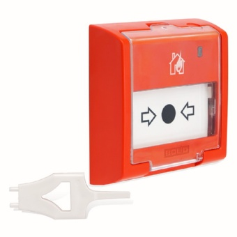 Извещатель пожарный ручной адресный ИПР 513-3АМ