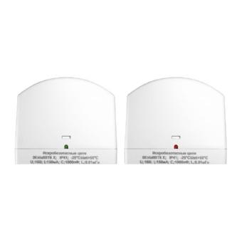 Извещатель пожарный дымовой оптико-электронный линейный ИПДЛ-Ех